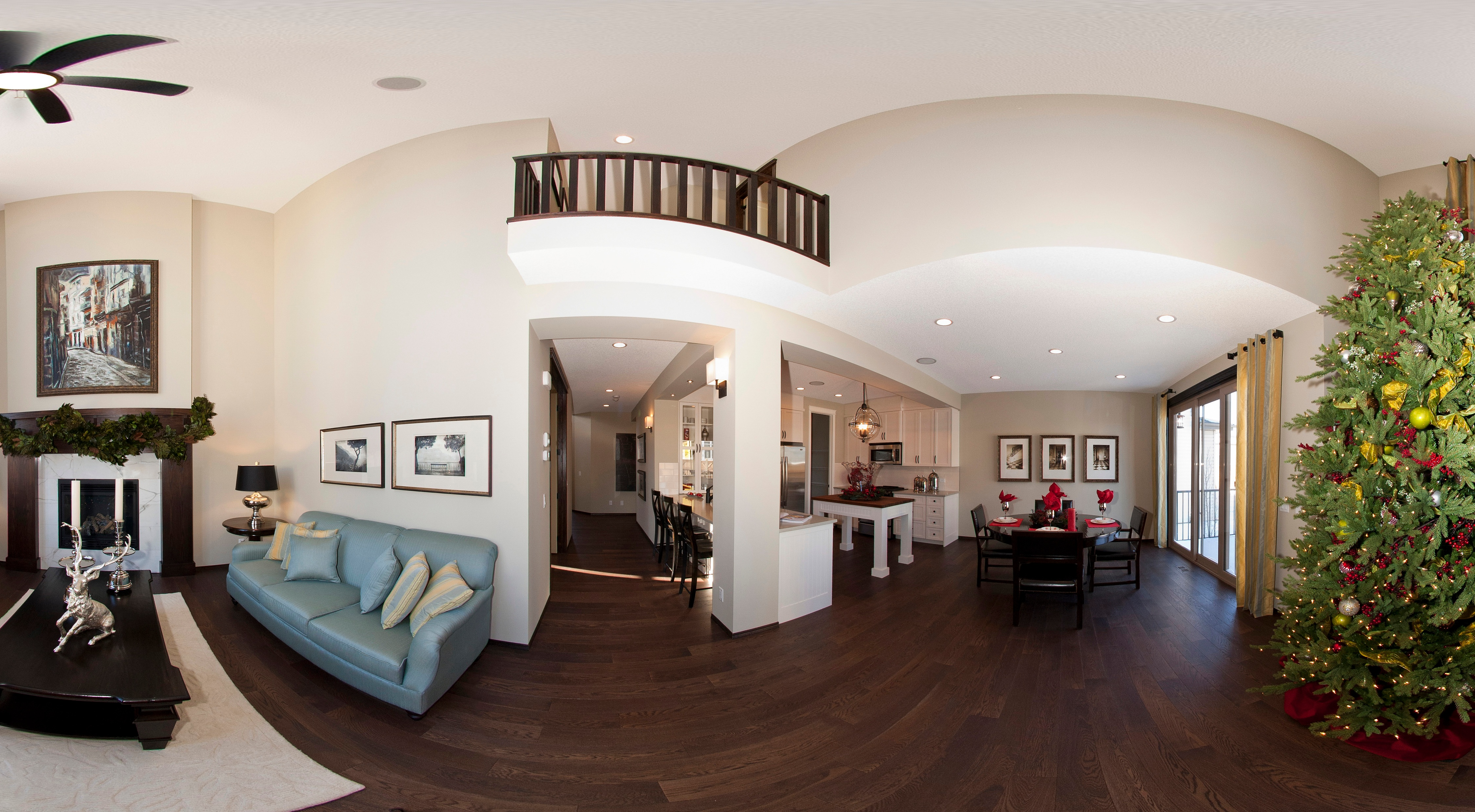 3D 360 View